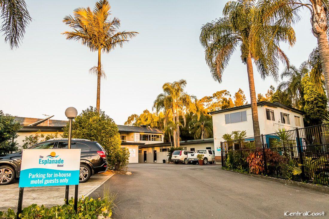 The Esplanade Motel