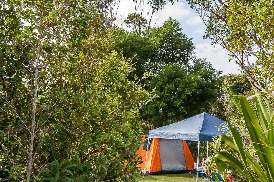 Macmasters beach camping
