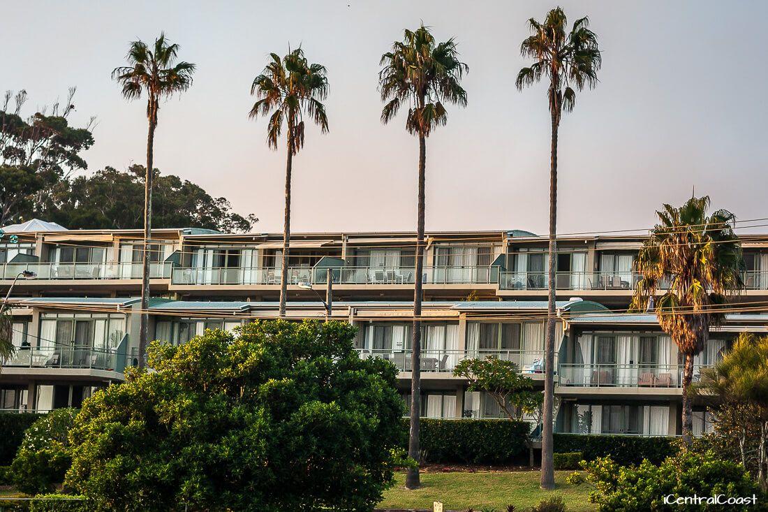 Accomodation in Avoca - Avoca Palm Resort