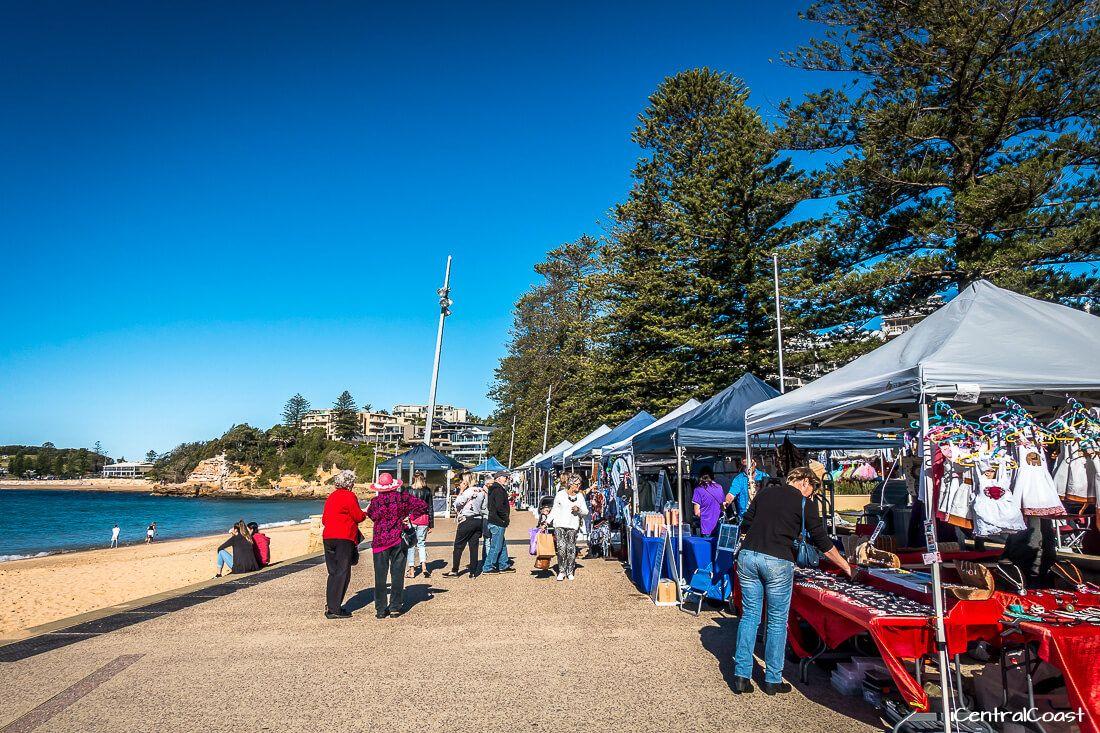 Terrigal Beach Markets