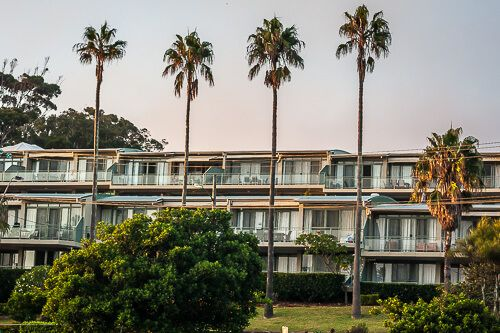 Accommodation in Avoca Beach