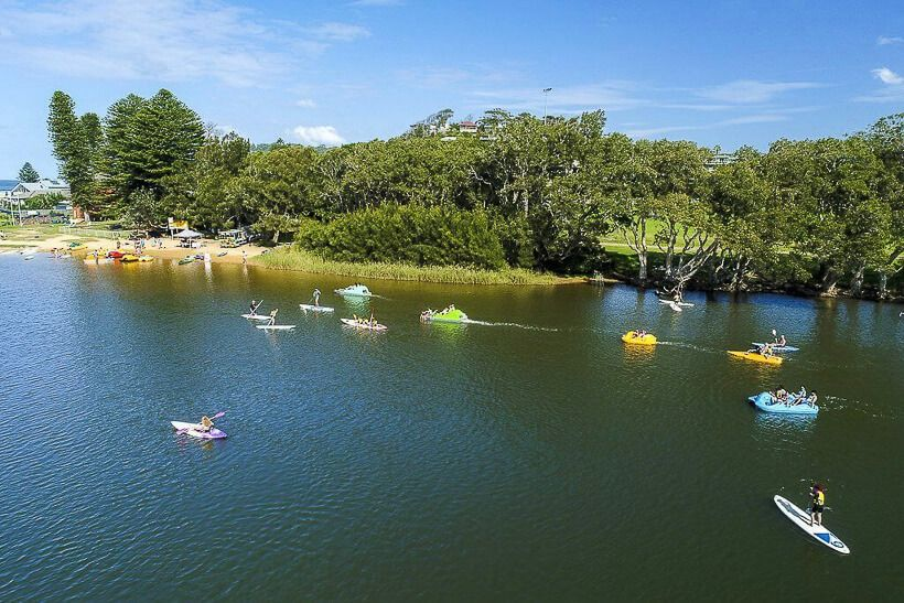 Aquafun - Avoca Lake