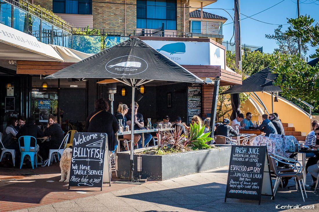 Bellyfish Cafe Terrigal