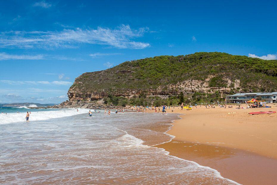 Putty Beach Killcare nsw