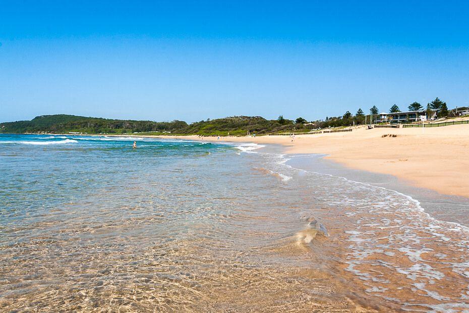 Shelly Beach nsw central coast