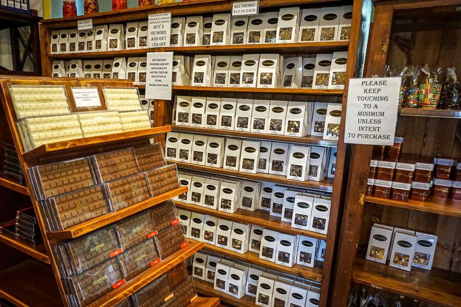 Blue Mountains Chocolate Company