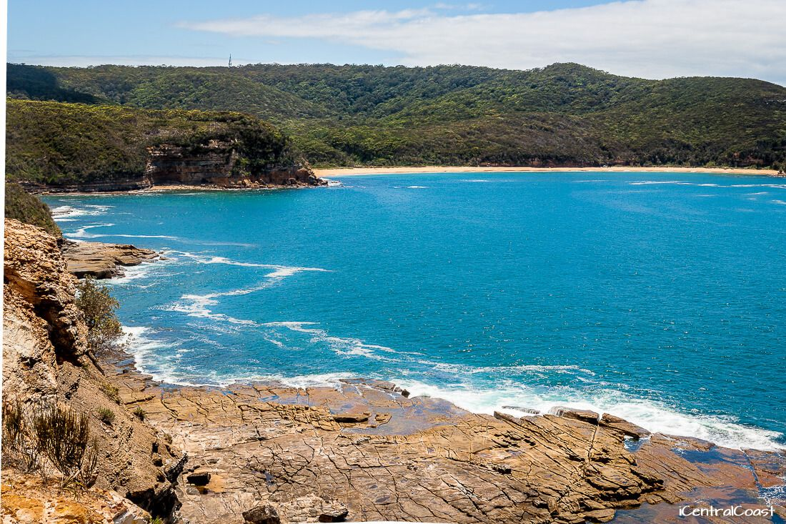 View of Maitland Bay from Gerrin Lookout