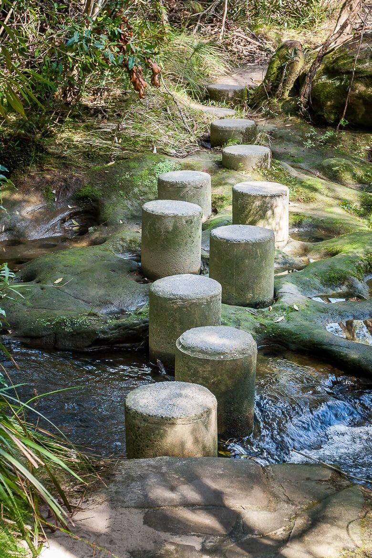 Pillars, Piles Creek Loop, Brisbane Water National Park