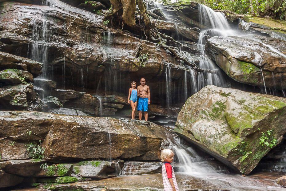 Bottom Waterfall, Somersby Falls