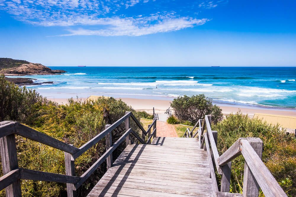 25 Best Central Coast Beaches - iCentralCoast