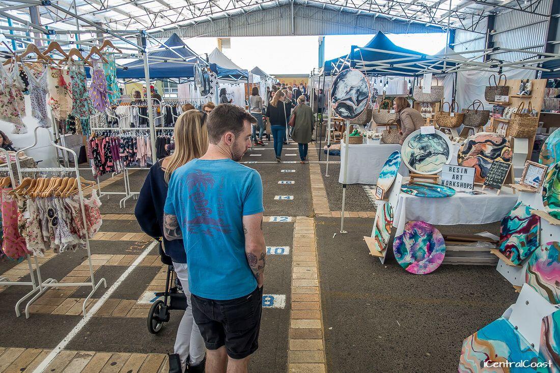 Shelly Beach Markets