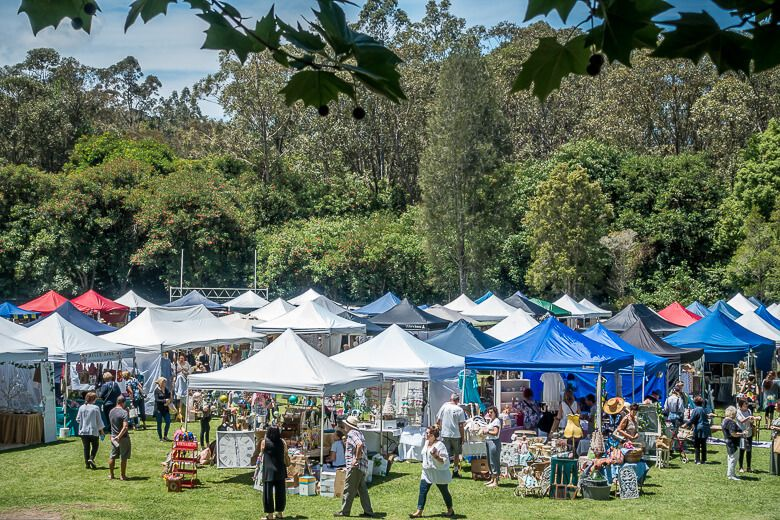 French Market Central Coast NSW