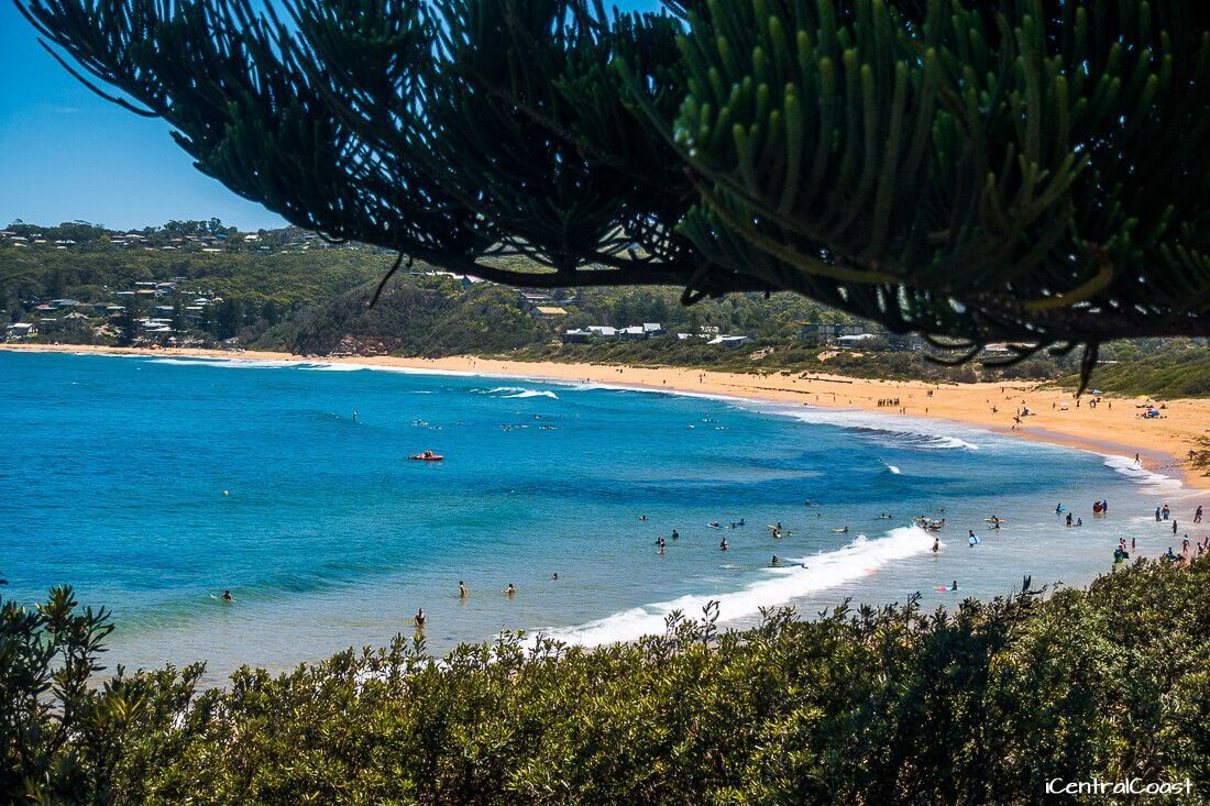 Copacabana Beach NSW