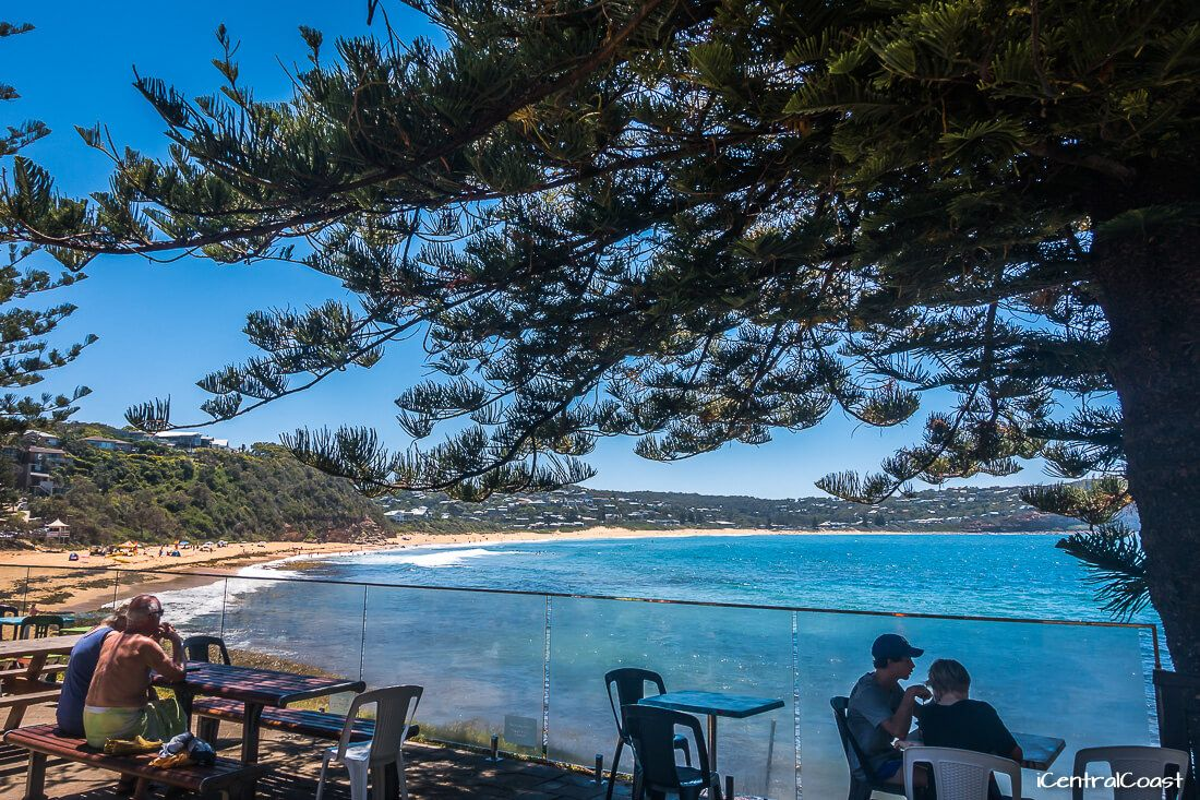 Macmasters Beach - Barefoot Cafe