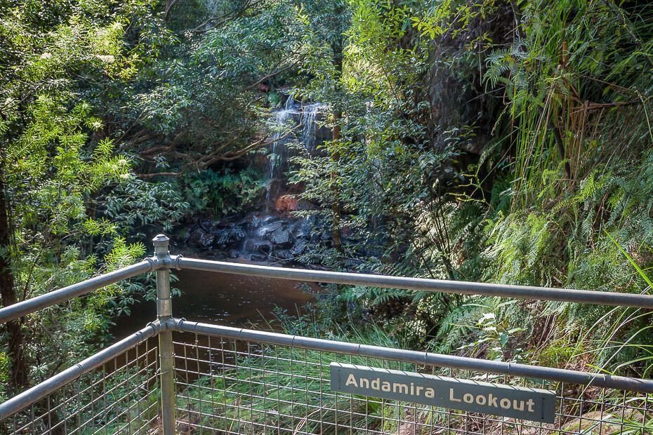 Andamira Lookout, Girrakool Loop, Brisbane Water National Park