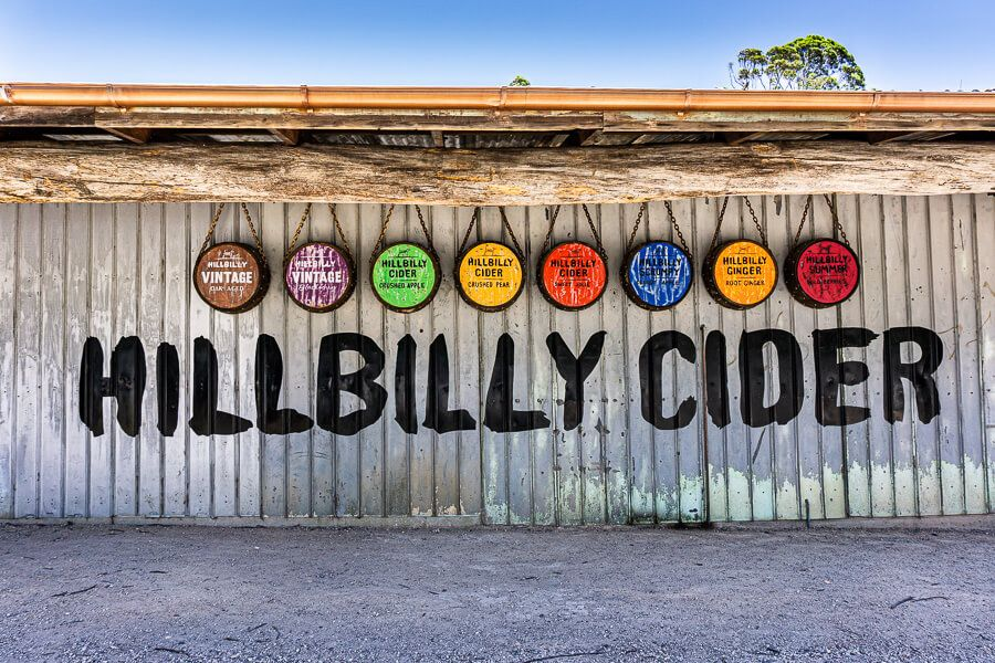 Hillbilly Cider