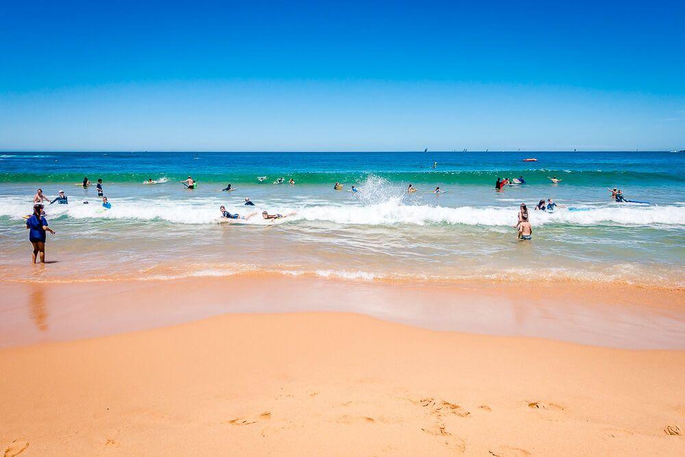 Central Coast family beaches