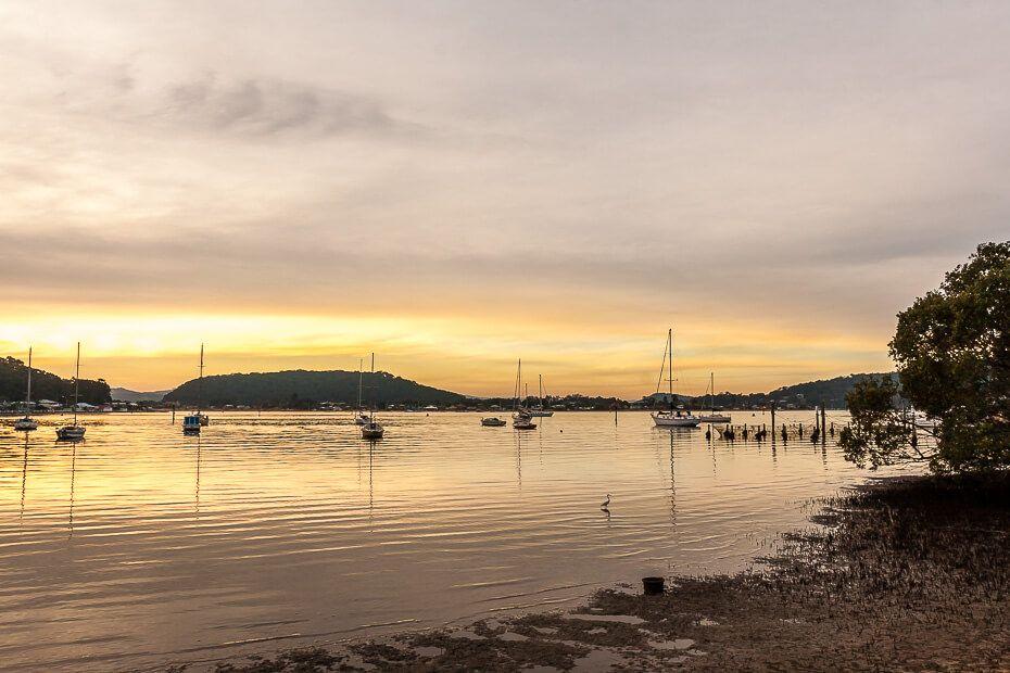 Sunset Hardys Bay