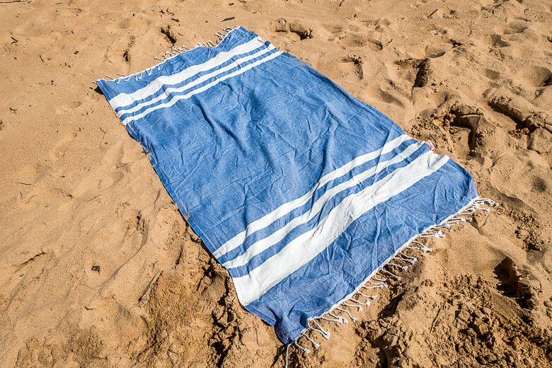 Lalen Turkish Towels are great quality and so versatile.