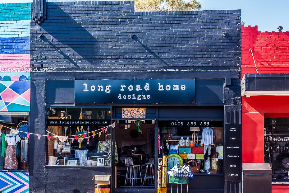 Long Road Home Designs