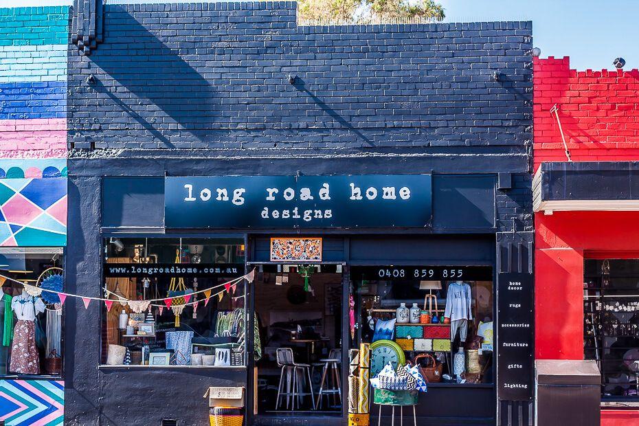 Long Road Home Designs