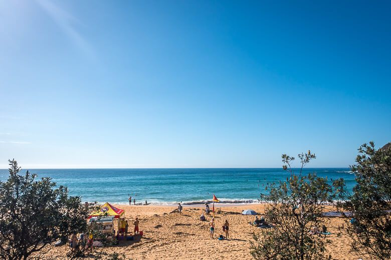 Macmasters Beach - patrolled beach
