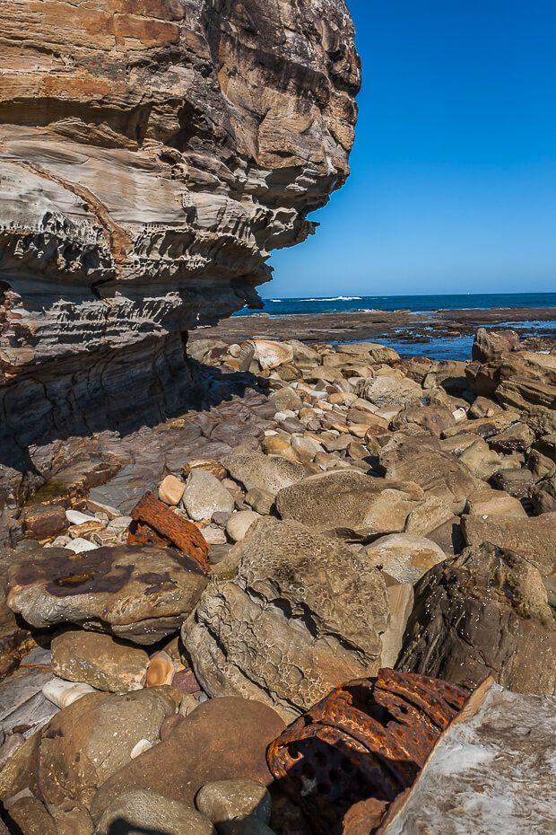 Maitland Bay shipwreck
