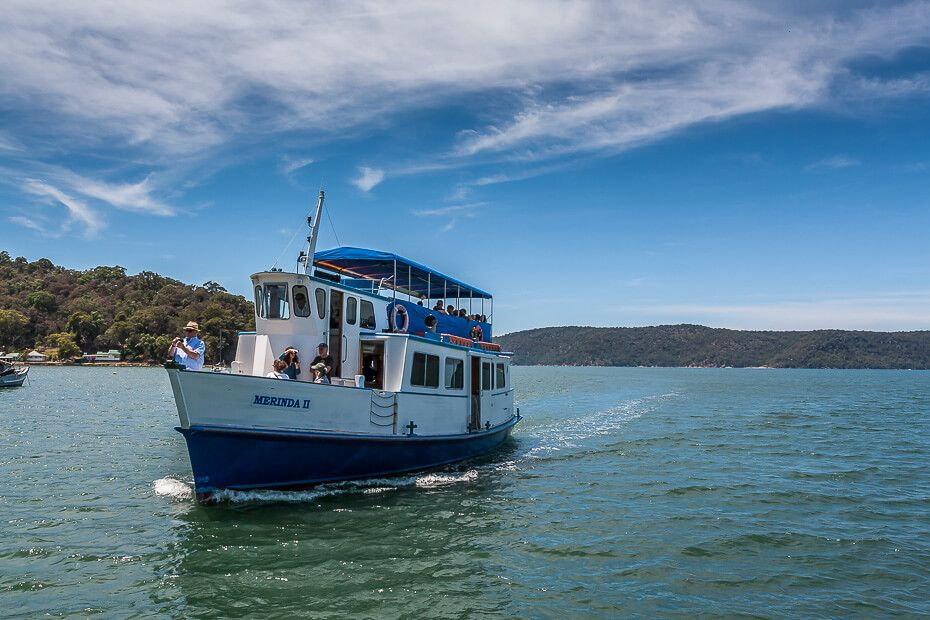 Palm Beach and Hawkesbury River Cruises