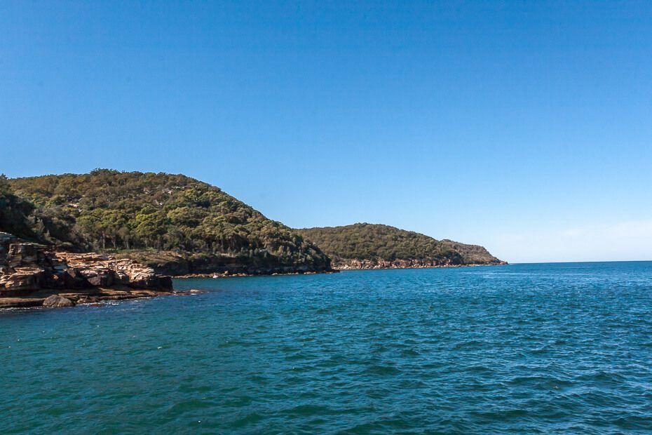 Coastline Broken Bay