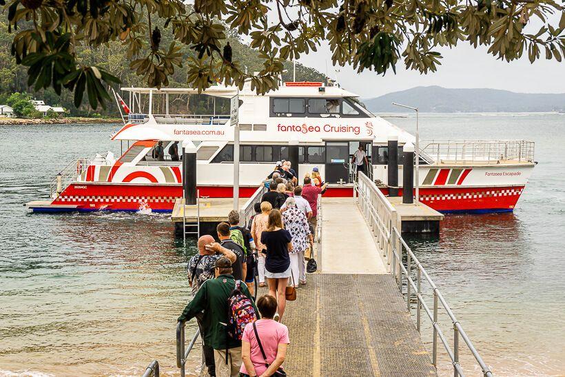 Palm Beach Ferry