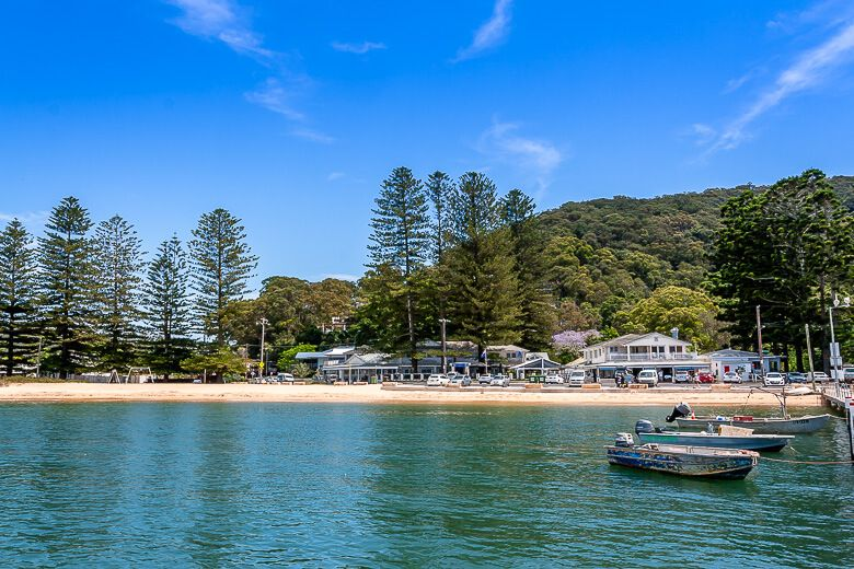 Patonga Beach and Hotel