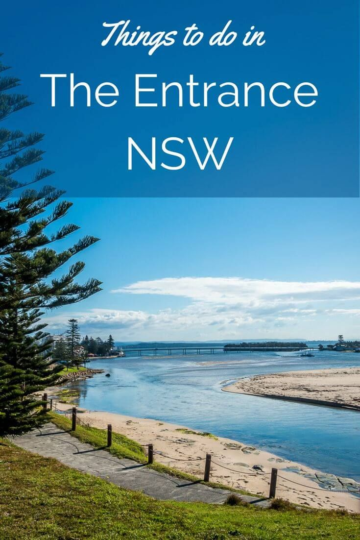 Things to do at The Entrance NSW on Pinterest