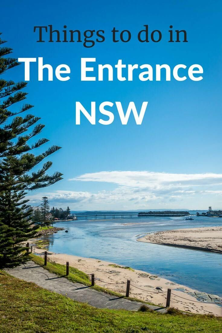 Things to do in The Entrance NSW