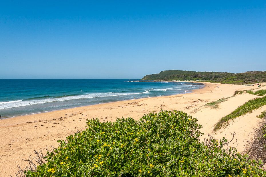 Shelly Beach NSW Australia