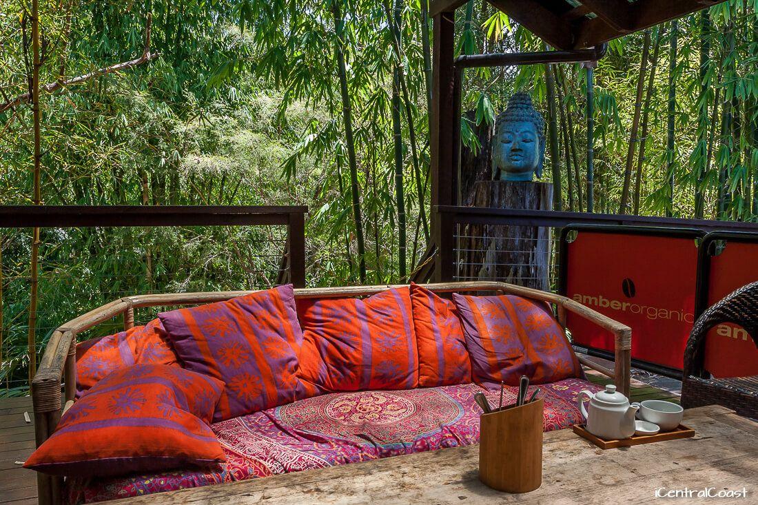 Bamboo Buddha Cafe