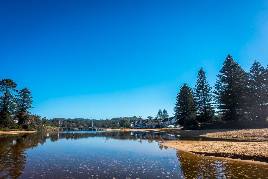 Terrigal Lagoon
