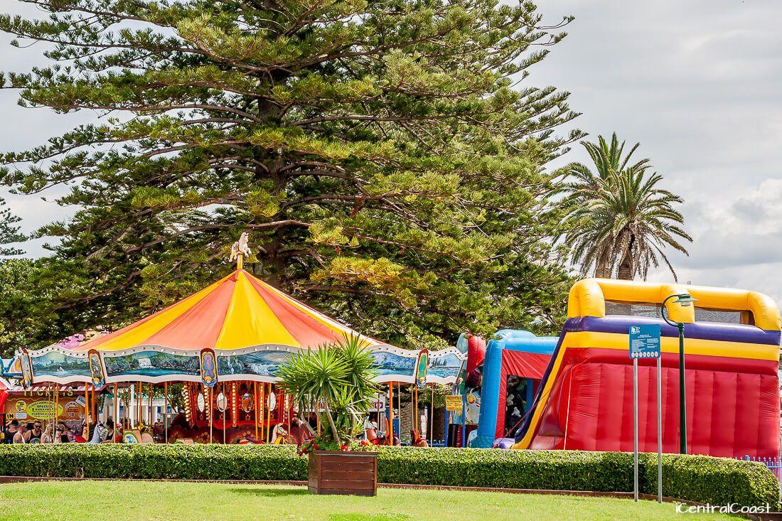 Activities in Memorial Park