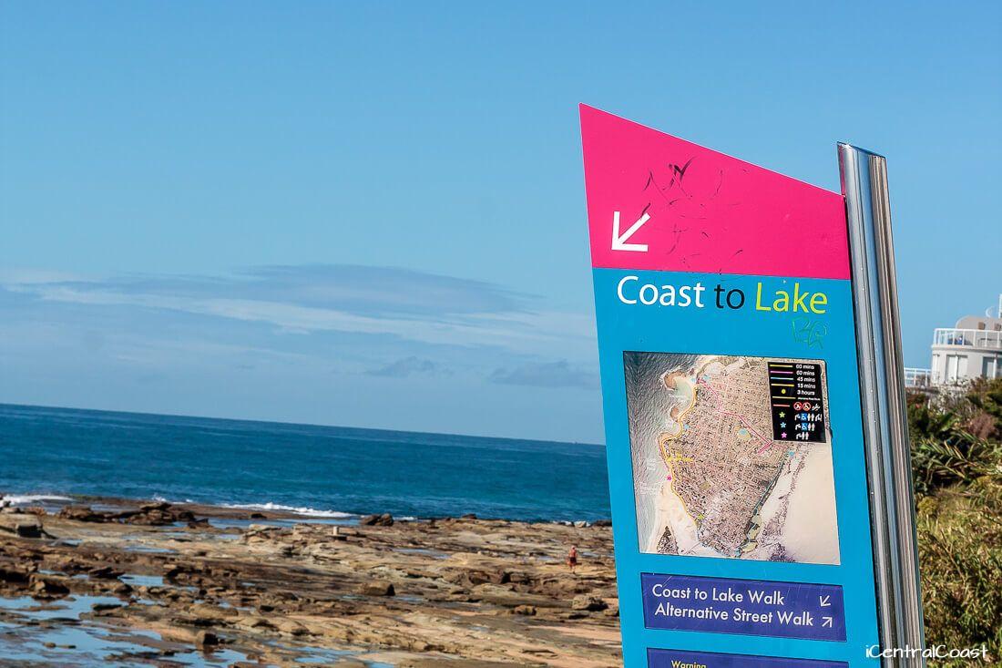 Coast to Lake Walk