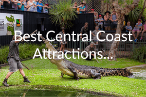 Central Coast attractions
