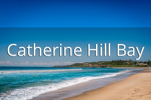 Catherine Hill Bay