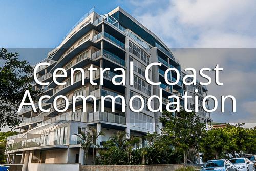 Central Coast accommodation