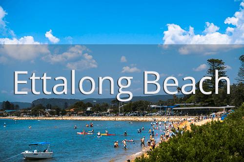 Discover Ettalong Beach