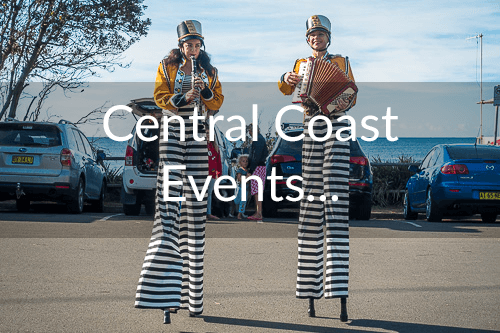 Central Coast events