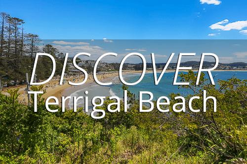 Discover Terrigal Beach