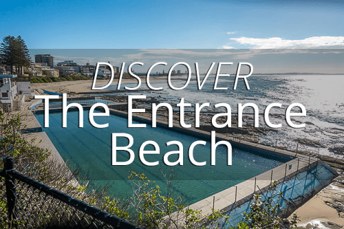 Discover The Entrance Beach