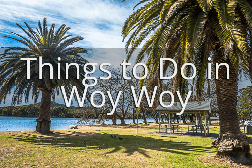 Things to do in Woy Woy