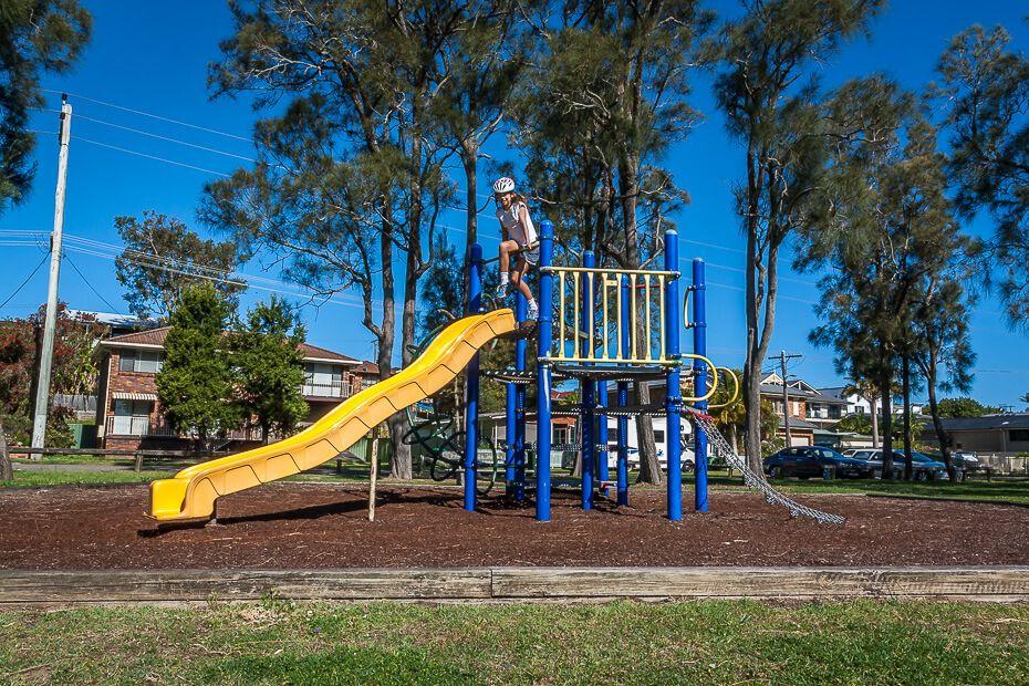 playground Long Jetty