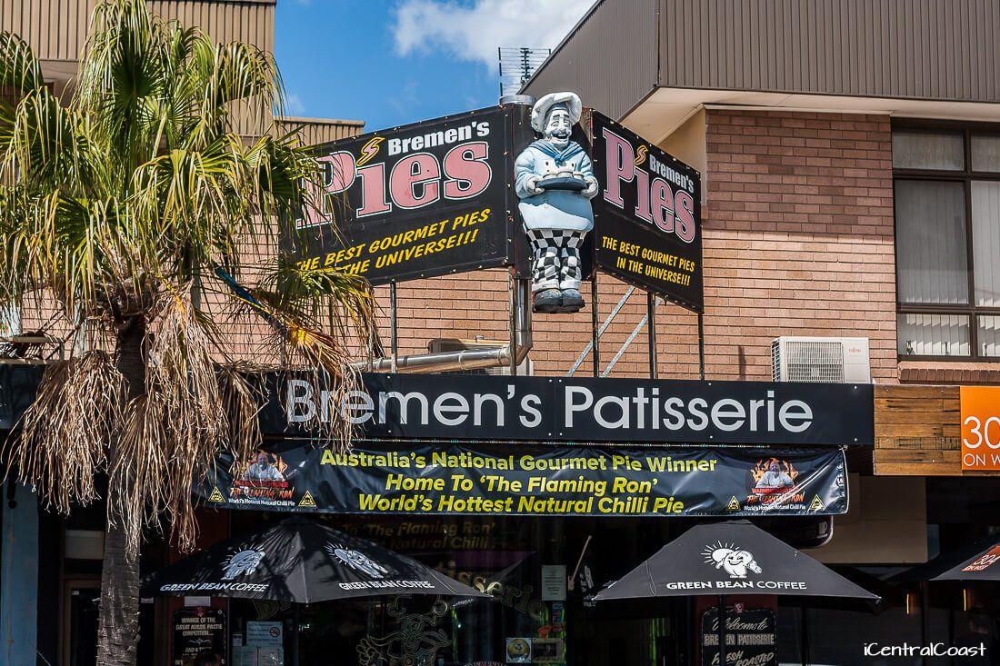 Bremen's Patisserie
