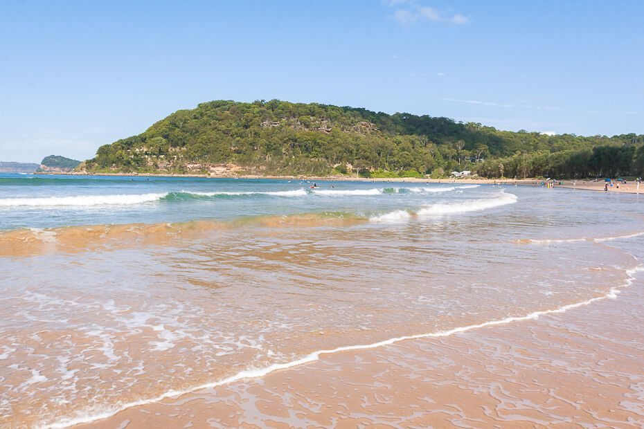 Ocean Beach, Central Coast