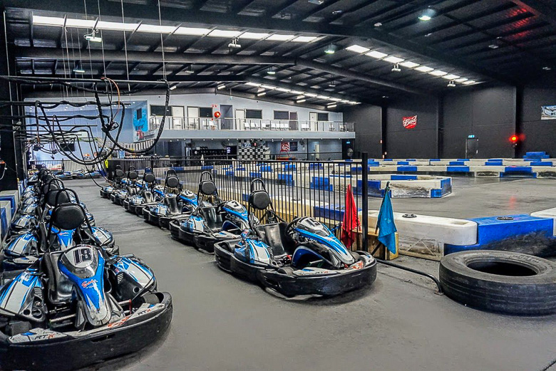 Warners Bay Go Kart